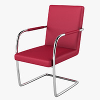 thonet s60v chair 3d model