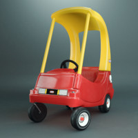 cozy coupe obj