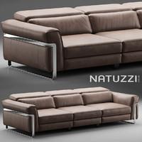 max sofa natuzzi fidelio