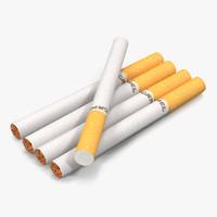 cigarette camel obj