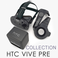 HTC Vive Pre VR Collection