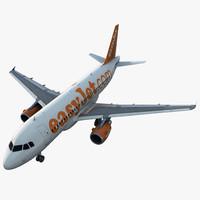 airbus a319 easyjet max