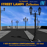 Street Lamp collection