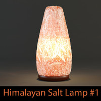 3d himalayan salt table lamp