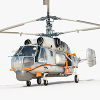 3d model kamov ka-32a11bc multipurpose