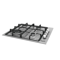 3d cooktop cook model