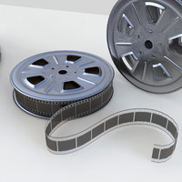 Model film and reel