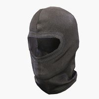 3d model swat balaclava