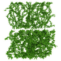 vines wall 2 items 3d max