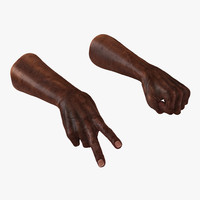 old african man hands max