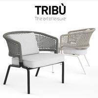 TRIBU Contour Clubchair