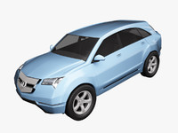 Acura MDX SH-AWD 2008