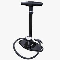 3d model air pump