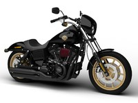 Harley-Davidson FXDL Dyna Low Rider S 2016