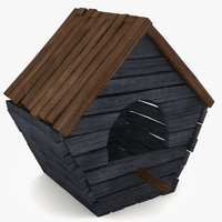 3d birdhouse 2
