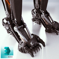 leg robot max