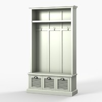 shutter locker storage max