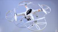 3d drone quadro copter