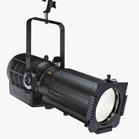 3d model altman ellipsoidal phx led