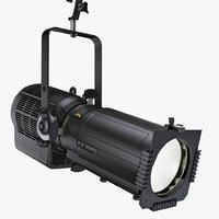 Altman Ellipsoidal PHX LED Zoom