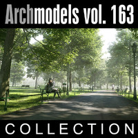 archmodels vol 163 trees max