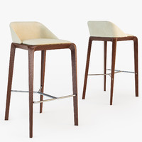 Roche Bobois BRIO Bar stool