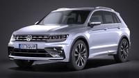 Volkswagen Tiguan R 2017