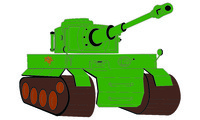 Tank tigr