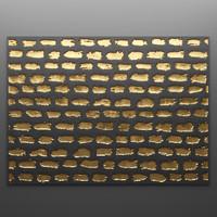 3d model panel painting