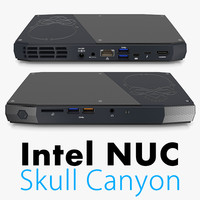 intel skull canyon 3d 3ds