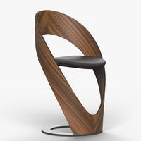 3d model martz chair