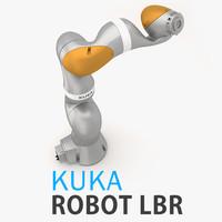 kuka robot lbr 3d lwo