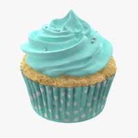 cupcake 01 3d max