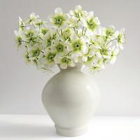 stock flower vase 3d model
