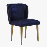 Bakairi Dining Chair by Brabbu