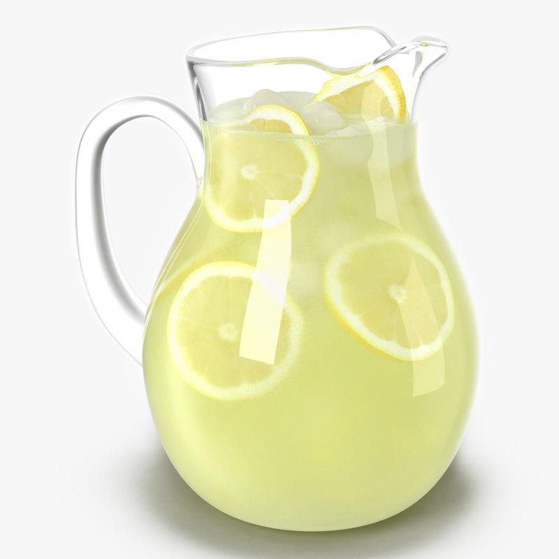 Lemonade Pitcher 3d model 01.jpg