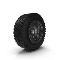 road tire 3d model