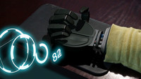 robot hand basic obj