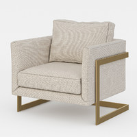 Milo Baughman armchair