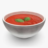 obj realistic soup 02