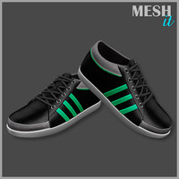 sport shoes 3d 3ds