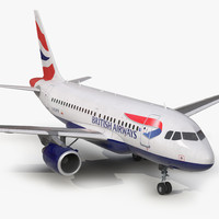 max airbus a318 british airways