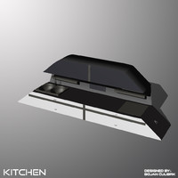 3d andromeda kitchen