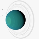 Uranus 3D models