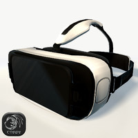 samsung gear vr headset 3d 3ds