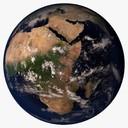 planets 3D models