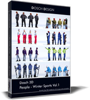 dosch people - winter max
