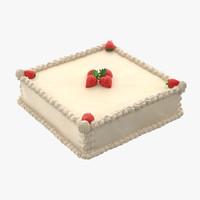 cake 02 3d max