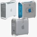 Apple Power Mac 9600 3D models