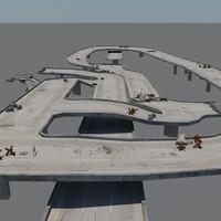 3d max bridge